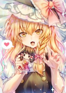 Rating: Safe Score: 9 Tags: chibi hakurei_reimu here_(hr_rz_ggg) kirisame_marisa touhou User: Mr_GT