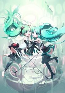 Rating: Safe Score: 23 Tags: ass hatsune_miku lena miku_append vocaloid vocaloid_append User: charunetra