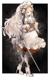 Rating: Safe Score: 25 Tags: armor dress heels ozyako0 sword User: Mr_GT