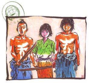 Rating: Safe Score: 1 Tags: hon'iden_matahachi hon'iden_osugi inoue_takehiko miyamoto_musashi otsuu vagabond User: Radioactive