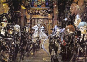 Rating: Safe Score: 8 Tags: cain_nightroad dietrich_von_lohengrin isaak_fernand_von_kampfer thores_shibamoto trinity_blood User: Radioactive