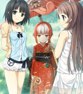 Rating: Safe Score: 67 Tags: arishima_alice cura game_cg kimono lose monobeno sawai_natsuha sumi_(monobeno) User: Sanderu