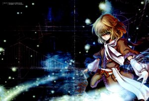 Rating: Safe Score: 7 Tags: chayaoji crowdesu mizuhashi_parsee touhou world_through_fantasy User: Radioactive
