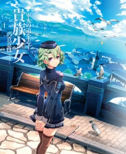 Rating: Safe Score: 22 Tags: eiyuu_densetsu eiyuu_densetsu:_sen_no_kiseki musse_egret tagme thighhighs uniform User: saemonnokami