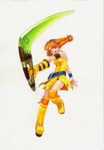Rating: Safe Score: 8 Tags: aika_(skies_of_arcadia) dress skies_of_arcadia weapon User: Radioactive