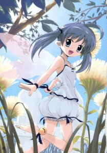 Rating: Safe Score: 23 Tags: bloomers fairy jpeg_artifacts ponz wings User: newt