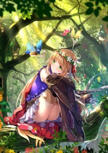 Rating: Safe Score: 64 Tags: fairy heels pointy_ears swordsouls thighhighs weapon wings User: Mr_GT