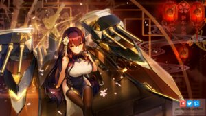 Rating: Safe Score: 29 Tags: azuma_(azur_lane) azur_lane chinadress janyhero stockings tattoo thighhighs User: Mr_GT