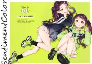 Rating: Questionable Score: 45 Tags: ancotaku sentiment_color User: kiyoe