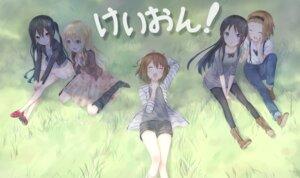 Rating: Safe Score: 14 Tags: akiyama_mio chamirai hirasawa_yui k-on! kotobuki_tsumugi nakano_azusa pantyhose tainaka_ritsu User: fairyren