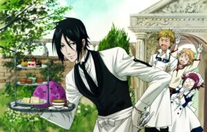 Rating: Safe Score: 8 Tags: bard finnian kuroshitsuji meirin sebastian_michaelis User: Radioactive
