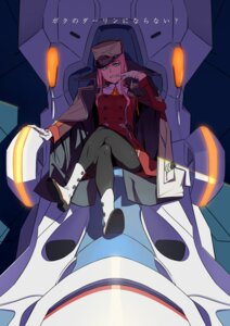 Rating: Safe Score: 19 Tags: darling_in_the_franxx heels mecha pantyhose tanaka_masayoshi uniform User: RyuZU