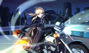 Rating: Safe Score: 36 Tags: business_suit fate/stay_night saber sword vmax-ver User: Mr_GT