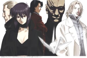 Rating: Safe Score: 4 Tags: cleavage crease ghost_in_the_shell nishio_tetsuya User: Radioactive
