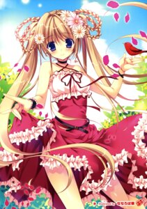 Rating: Questionable Score: 89 Tags: dress nanaroba_hana skirt_lift User: Twinsenzw