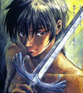 Rating: Questionable Score: 8 Tags: berserk casca miura_kentarou naked sword User: Radioactive
