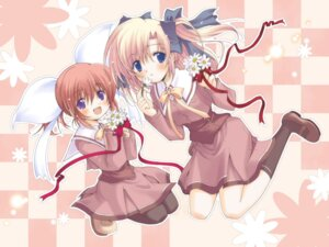 Rating: Safe Score: 3 Tags: canvas_2 hagino_kana housen_elis wallpaper User: jxh2154