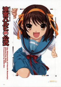 Rating: Safe Score: 6 Tags: ikeda_shouko seifuku suzumiya_haruhi suzumiya_haruhi_no_yuuutsu User: JooNkeN