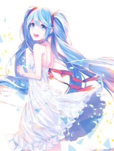 Rating: Safe Score: 46 Tags: dress hatsune_miku kanoa vocaloid User: zero|fade