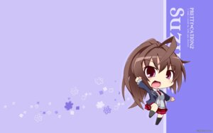 Rating: Safe Score: 20 Tags: ashiya_suzuka chibi hibiki_works pretty_x_cation_2 retoma_kuro seifuku sweater wallpaper User: girlcelly