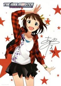 Rating: Safe Score: 41 Tags: amami_haruka disc_cover nishigori_atsushi the_idolm@ster User: blooregardo