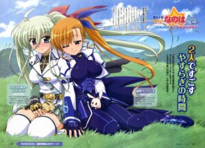 Rating: Safe Score: 18 Tags: einhart_stratos heterochromia mahou_shoujo_lyrical_nanoha mahou_shoujo_lyrical_nanoha_a's_the_gears_of_destiny mahou_shoujo_lyrical_nanoha_vivid thighhighs vivio User: Elow69