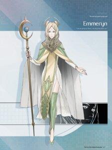 Rating: Questionable Score: 2 Tags: dress emerina fire_emblem fire_emblem_kakusei kozaki_yuusuke nintendo thighhighs User: Radioactive