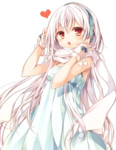 Rating: Safe Score: 124 Tags: dress komeshiro_kasu summer_dress User: gibwar