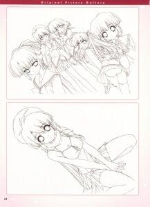 Rating: Safe Score: 6 Tags: boy_meets_girl shintarou sketch User: admin2