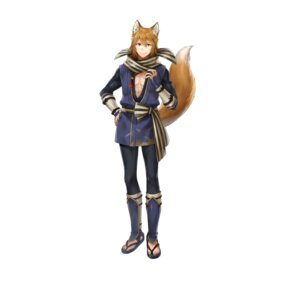 Rating: Questionable Score: 4 Tags: animal_ears fire_emblem fire_emblem_heroes fire_emblem_if kaden_(fire_emblem) kusugi_toku nintendo tail User: fly24