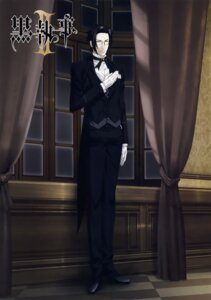 Rating: Safe Score: 11 Tags: claude_faustus kuroshitsuji male megane User: charunetra