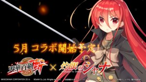 Rating: Safe Score: 13 Tags: ito_noizi seifuku shakugan_no_shana shana sword tenka_hyakken wallpaper User: zyll