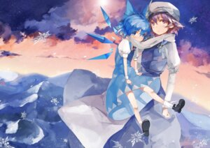 Rating: Safe Score: 15 Tags: cirno jpeg_artifacts letty_whiterock saberiii touhou User: itsu-chan