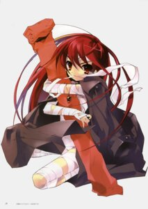 Rating: Safe Score: 11 Tags: ito_noizi shakugan_no_shana shana User: Radioactive