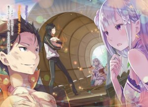 Rating: Safe Score: 54 Tags: digital_version emilia_(re_zero) gashin natsuki_subaru pointy_ears re_zero_kara_hajimeru_isekai_seikatsu thighhighs User: kiyoe