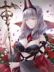 Rating: Safe Score: 22 Tags: carmilla_(fate/grand_order) cleavage fate/grand_order horns sena_tea29 weapon User: Mr_GT