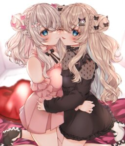 Rating: Questionable Score: 22 Tags: dress heels see_through symmetrical_docking tagme User: Dreista
