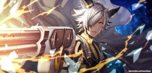 Rating: Safe Score: 4 Tags: animal_ears eustace_(granblue_fantasy) granblue_fantasy gun male pointy_ears yusunoinu User: sikosinsi