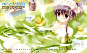 Rating: Questionable Score: 45 Tags: bathing calendar calendar_girl kurosawa_shizuki naked nanao_naru User: ledzep4zoso