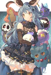 Rating: Safe Score: 28 Tags: animal_ears crossover dress ferry_(granblue_fantasy) gothic_lolita granblue_fantasy kanase_(mcbrwn18) lolita_fashion pokemon thighhighs User: Mr_GT