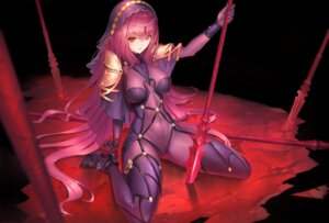 Rating: Questionable Score: 87 Tags: armor bodysuit duan_henglong fate/grand_order heels scathach_(fate/grand_order) weapon User: Mr_GT