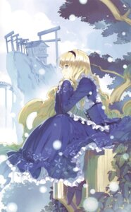 Rating: Safe Score: 29 Tags: alice alice_in_wonderland ueda_ryou User: ming_tt