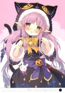 Rating: Safe Score: 26 Tags: hikawa_kyouka pointy_ears princess_connect princess_connect!_re:dive shiratama shiratamaco tail User: BattlequeenYume