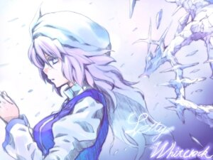 Rating: Safe Score: 5 Tags: letty_whiterock morino_hon touhou wallpaper User: yumichi-sama
