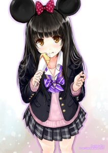 Rating: Safe Score: 58 Tags: kazuharu_kina mickey_mouse_(series) minnie_mouse User: 椎名深夏