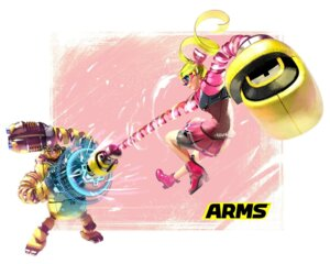 Rating: Safe Score: 5 Tags: arms heels mecha mechanica nintendo ribbon_girl weapon User: fly24