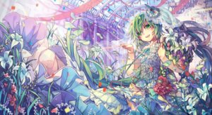 Rating: Safe Score: 22 Tags: ane_niku dress hatsune_miku vocaloid User: Zenex