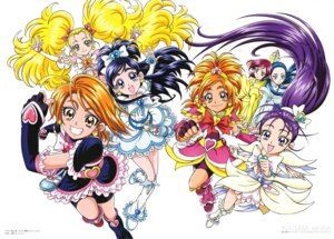 Rating: Questionable Score: 2 Tags: bike_shorts dress futari_wa_pretty_cure futari_wa_pretty_cure_splash_star pretty_cure User: drop
