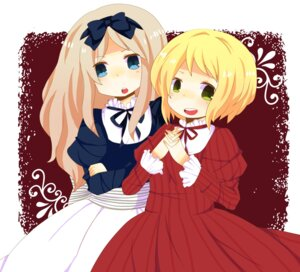 Rating: Safe Score: 3 Tags: belarus hetalia_axis_powers liechtenstein mochiko User: yumichi-sama