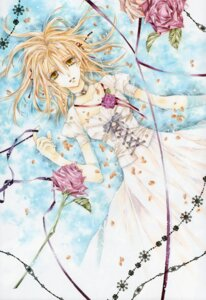 Rating: Safe Score: 5 Tags: otomiya_haine shinshi_doumei_cross tanemura_arina User: syaoran-kun
